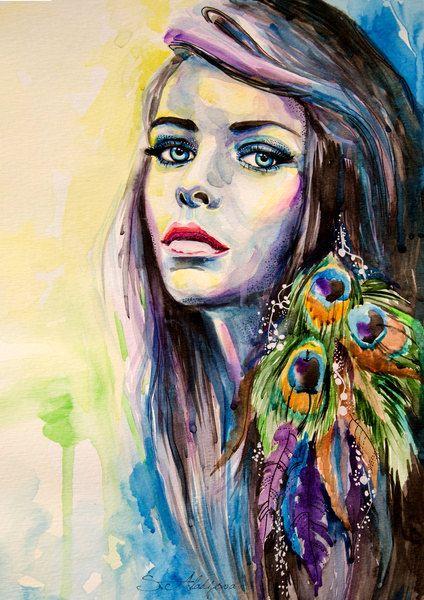 featherwoman